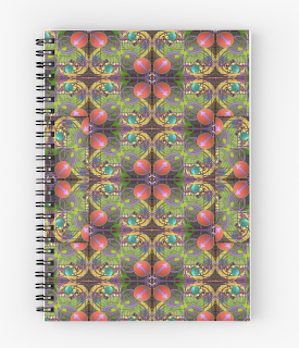 Signs 17 Spiral Notebook from Melasdesign on RedBubble