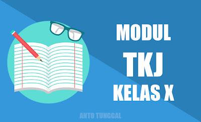 Download Kumpulan Materi Modul TKJ SMK Kelas X Lengkap