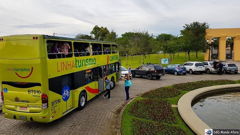 Parque Tanguá - ponto de partida do ônibus Turístico de Curitiba: como funciona a Linha Turismo