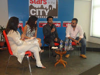 Priyanka Chopra and Ram Charan promotes Zanjeer in Delhi at different locations
