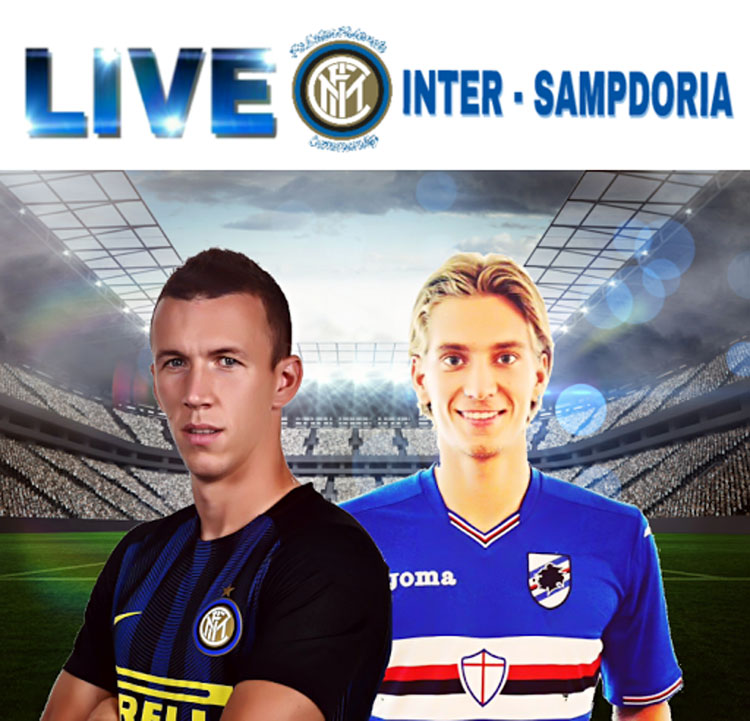 Inter-Sampdoria LIVE