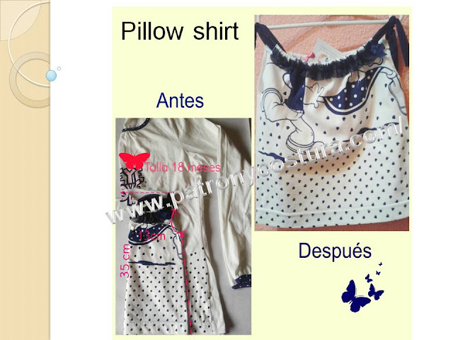 www.patronycostura.com/pillow shirt