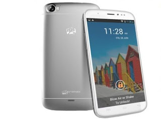 Micromax has launched Canvas Doodle 2 in India.