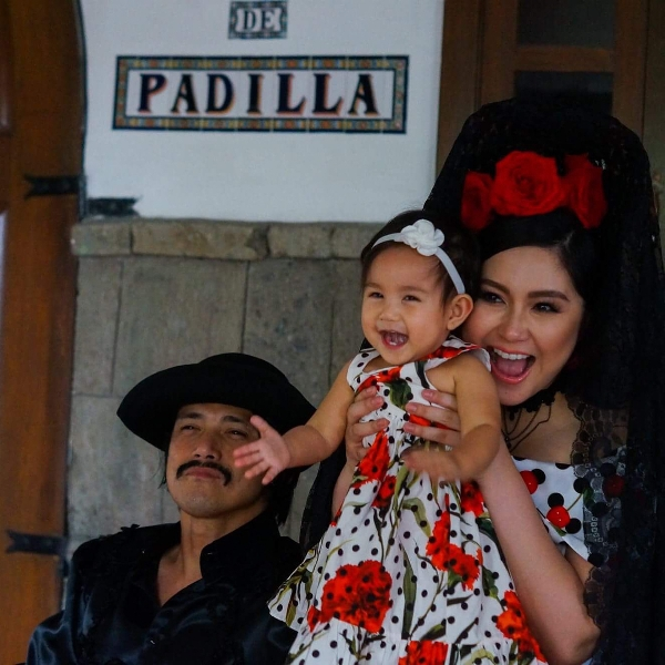 Look: Mariel and Robin Padilla prepare for their baby's Spanish Royalty-themed first birthday