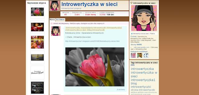 Pinger - mikroblog