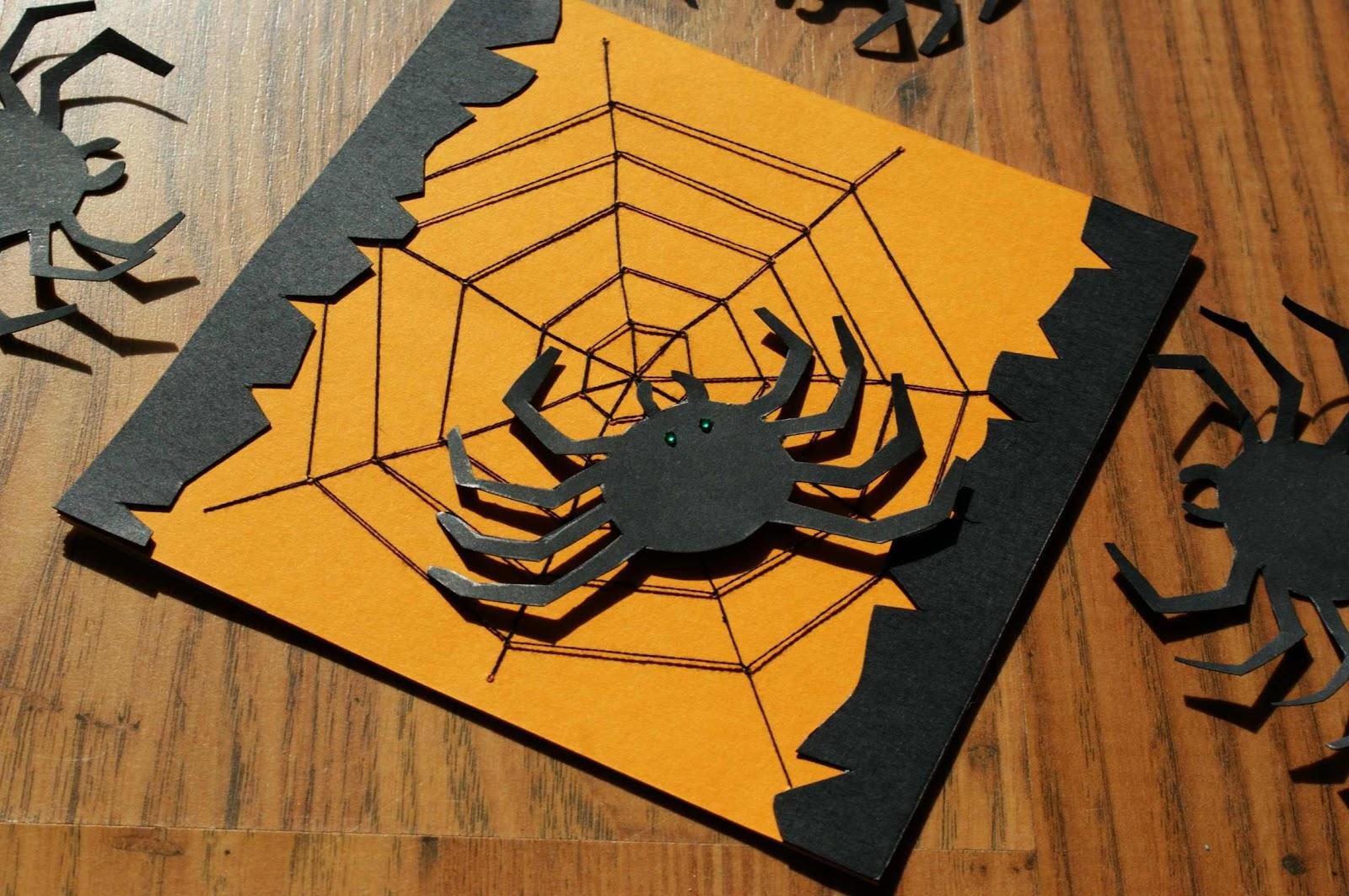 Craft Magic Handmade Halloween Cards How To Make A