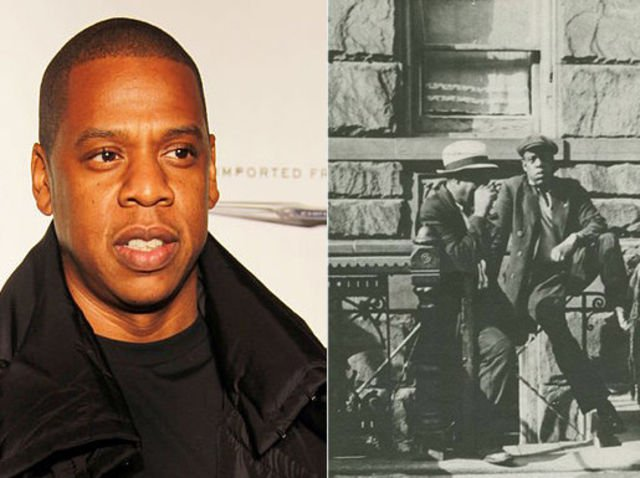Jay Z and his 1939 Harlem Doppelganger