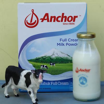 manfaat susu anchor full cream untuk keluarga