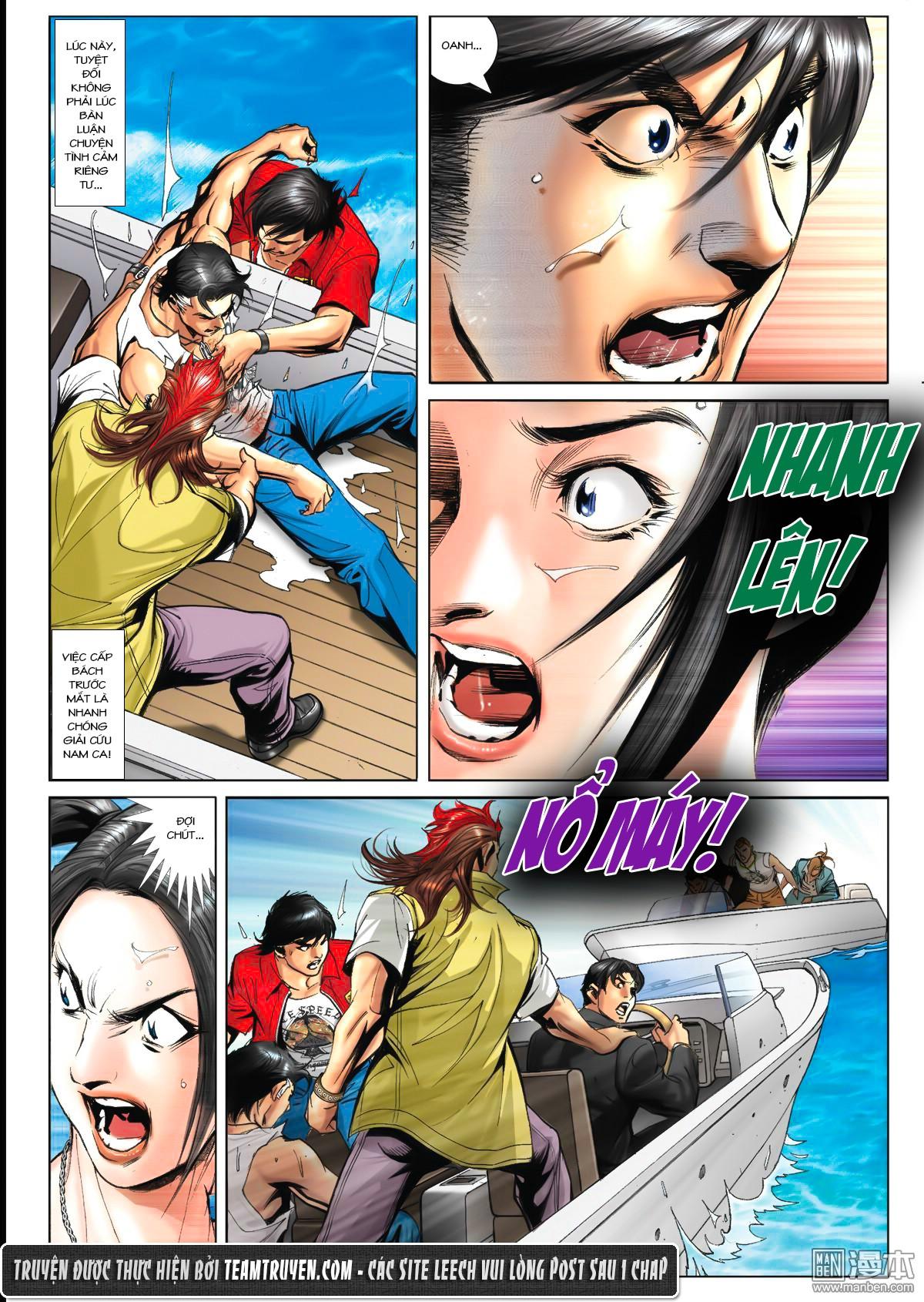Người Trong Giang Hồ NetTruyen chap 1520 - Trang 20