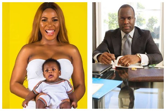 Linda Ikeji Reveals How Sholaye Jeremi dumped her after she got pregnant for him