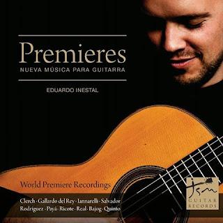 Premieres. Eduardo Inestal