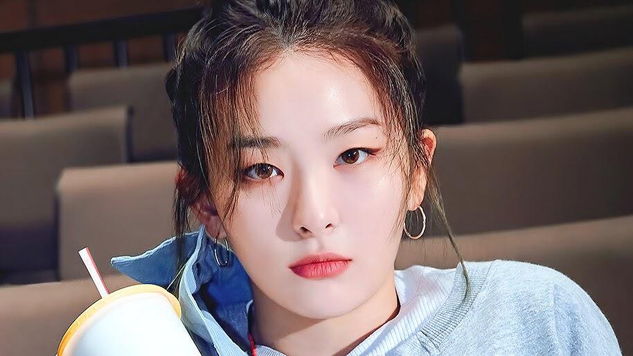 Seulgi, Red Velvet, K-Pop, Girl, 4K, #6.817