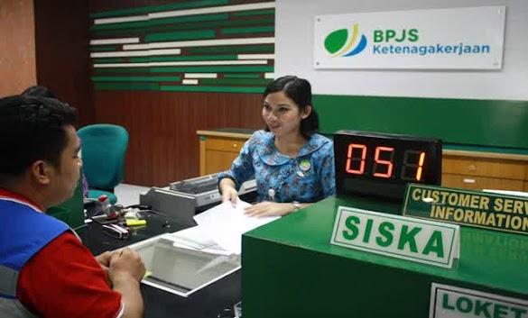 Gaji karyawan BPJS Kesehatan dan Ketenagakerjaan