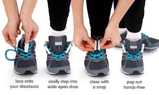 靴ひも 結ばない 磁石 マグネット