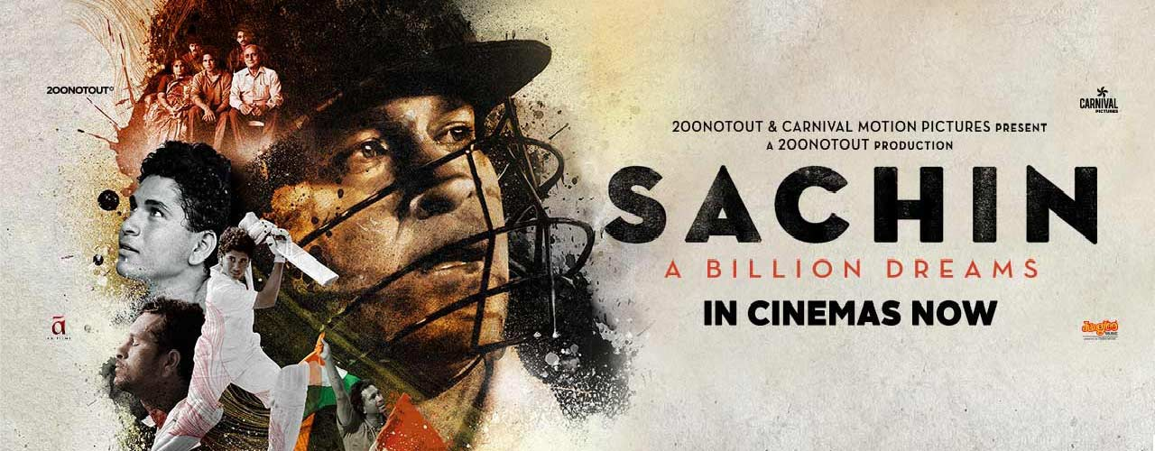 Book Sachin movie Tickets Online from BookmyShow