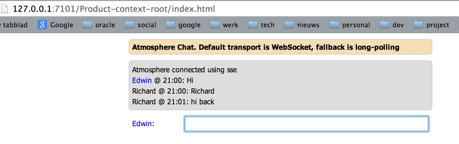 Java / Oracle SOA blog: REST, SSE or WebSockets on WebLogic
