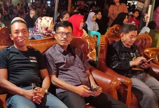 HUT RI di Asrama Gantiang Dihadiri Anggota Dewan, Helmi Moesim: Mari Berkarya untuk Negeri