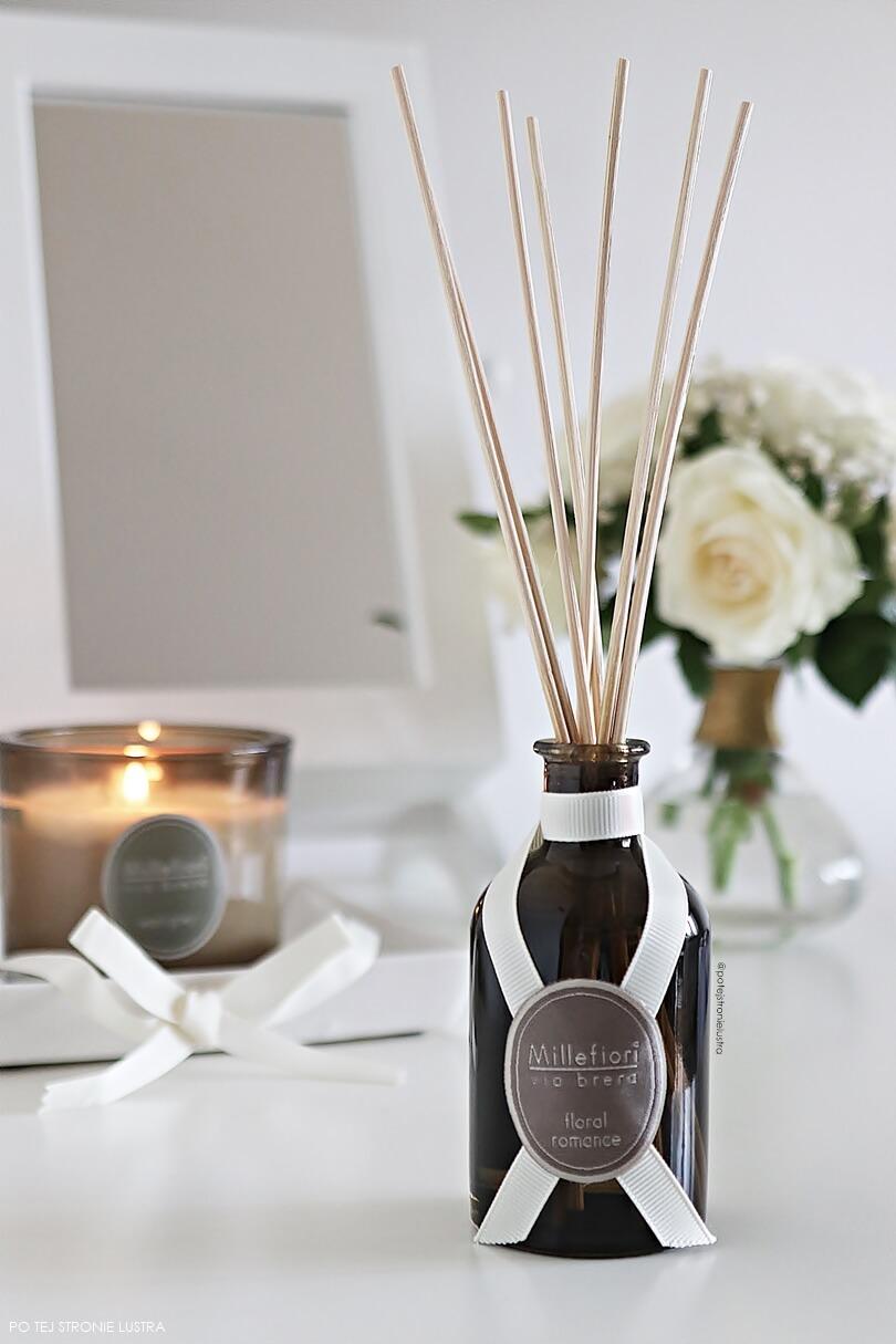 pałeczki zapachowe millefiori via brera floral romance