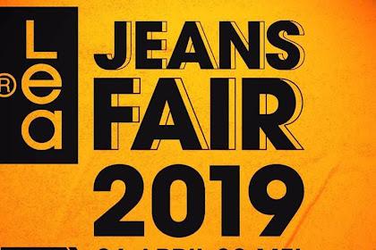 Promo Lea Jeans Fair 2019 Beli 3 Celana Lea Rp 150 Ribu