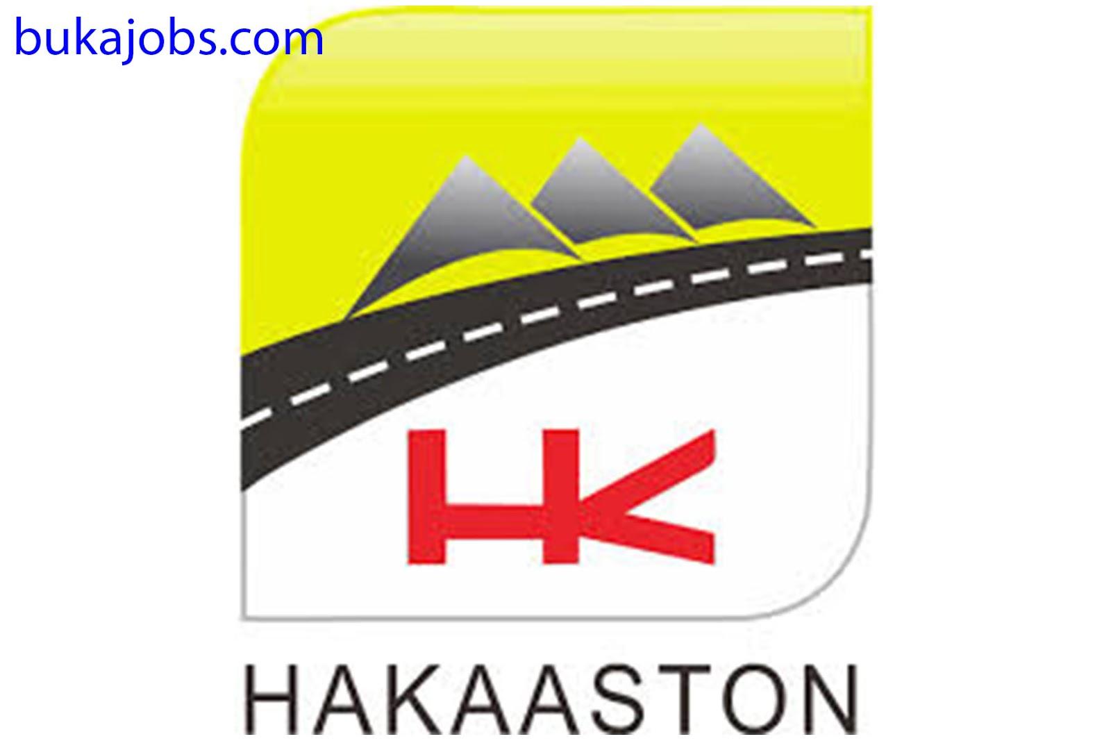 Lowongan Kerja PT Hakaaston 2019