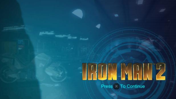 Iron Man 2 PSP ISO