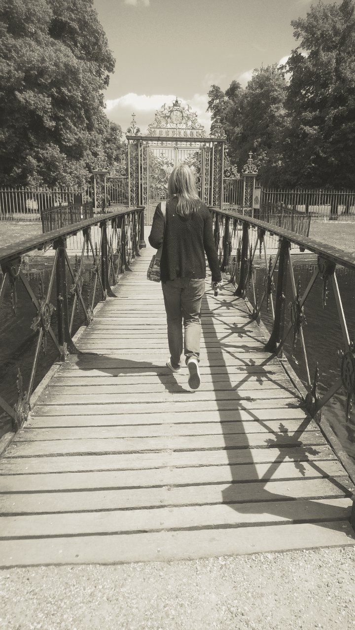 Shadow Shots: Do Not Walk In Anyone's Shadow
