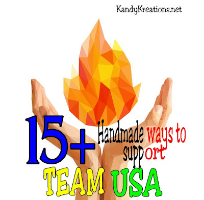 Support Team USA at this year's Summer Olympic Games. Here's lots of fun ideas to help you throw a great viewing party or just support the team as you go about your day.