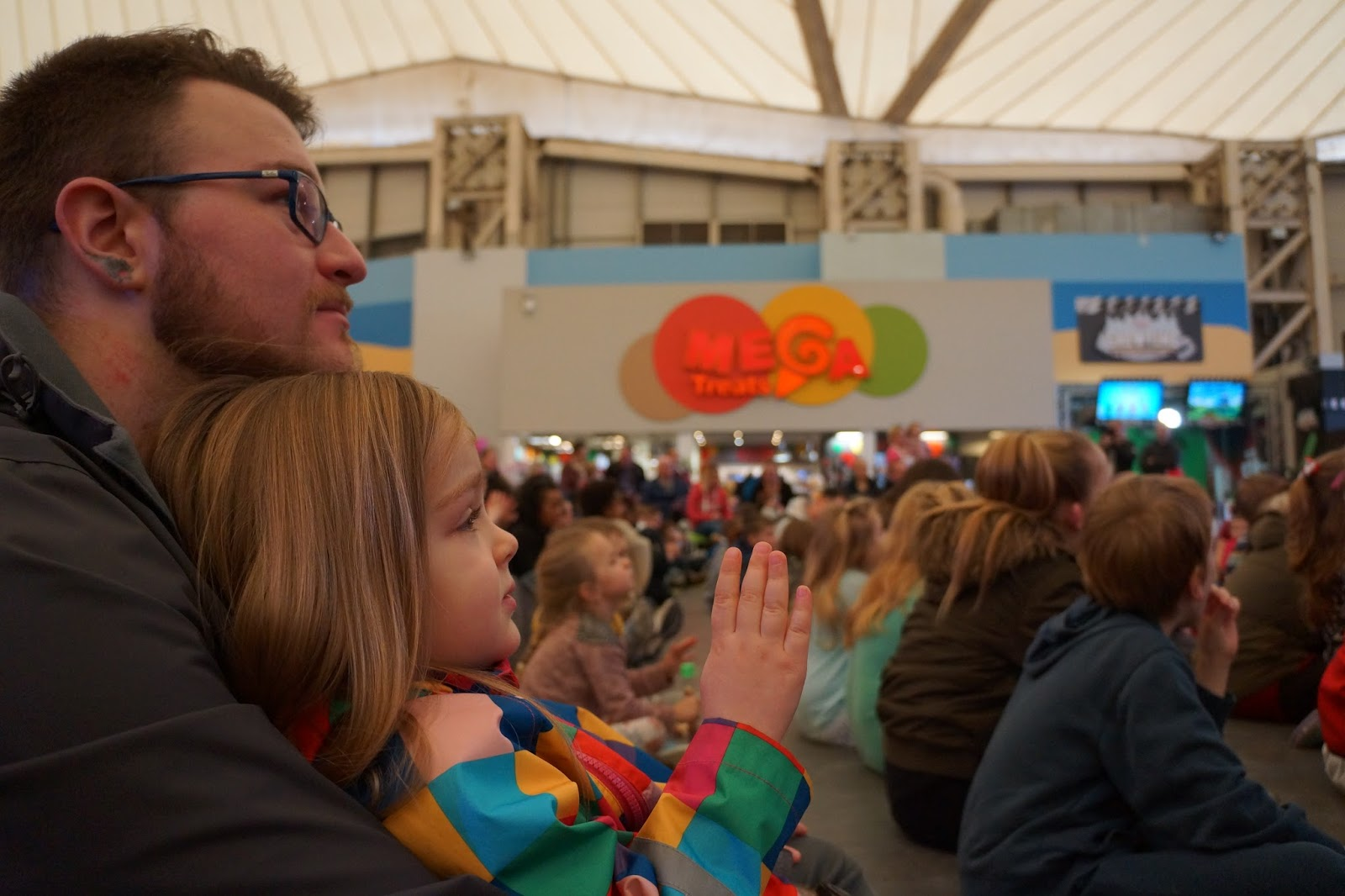 watching shows at butlins minehead sky pavillion