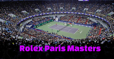 Rolex, Paris Masters, 2018, quarter-finals, time, schedule, results, Federer, Djokovic, thiem, cilic.