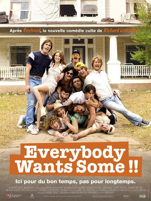 Everybody Wants Some 2016 BRRip ταινιες online seires xrysoi greek subs