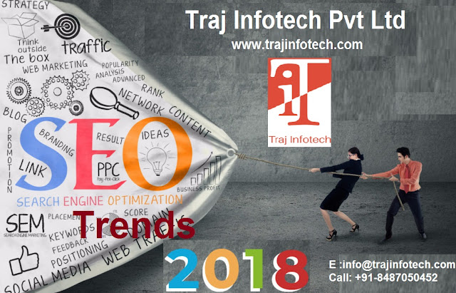 New SEO Trends - Traj Infotech