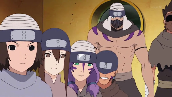 Ninjas, Aldea Oculta de la Arena