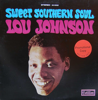 Lou Johnson - 2 albums (1969;1972) + ( frrom Incomparable Soul Vocalist)
