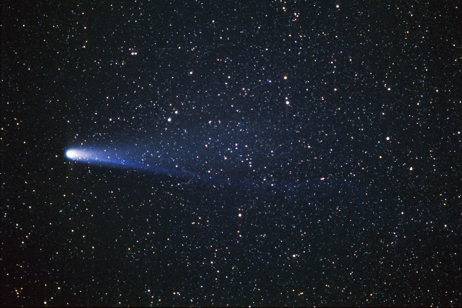 Transpress Nz By Train To See Halley S Comet Australia