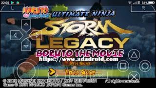 Naruto Shippuden Ultimate Ninja Storm 4 Legacy Mod