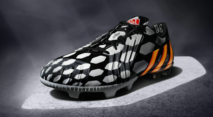 2014 Adidas Predator Lethal Zones World Cup Football Boots