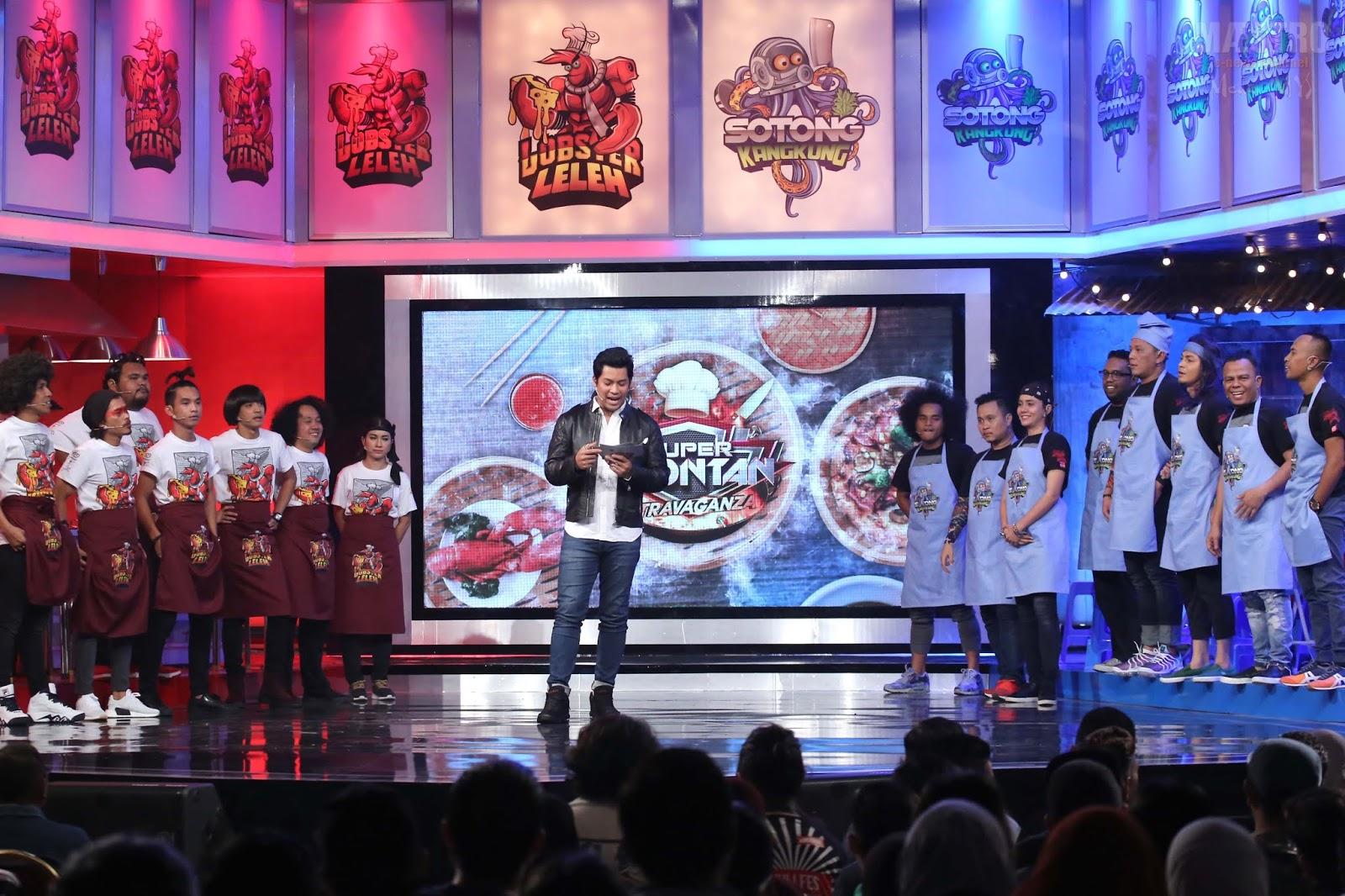 Maestro Media My Super Spontan Xtravaganza Minggu 2