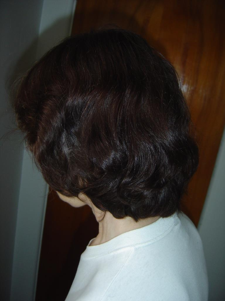 My hair colored with Roux Fanci-Full Color Styling Mousse.jpeg