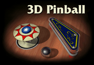 Windows XP 3D Pinball Game