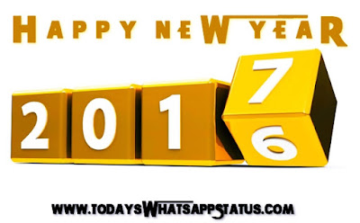 Happy New Year 2017 Status for Whatsapp in Hindi: Whatsapp Status
