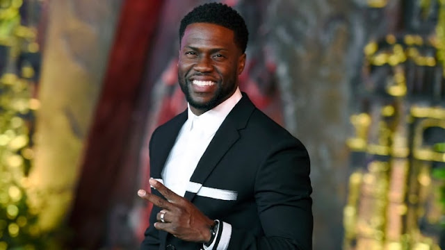Kevin Hart Hosts the Oscars