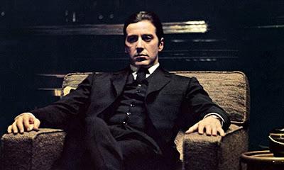 Al Pacino como Michael Corleone en El Padrino II