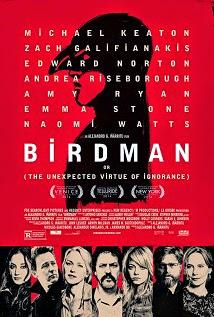 Birdman o (la inesperada virtud de la ignorancia) <br><span class='font12 dBlock'><i>(Birdman or (The Unexpected Virtue of the Ignorance) )</i></span>