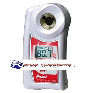 Jual Atago PAL2 Pocket Refractometer Murah di Malang