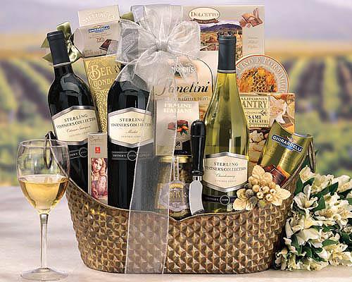 Gift Food Baskets To Make Meals