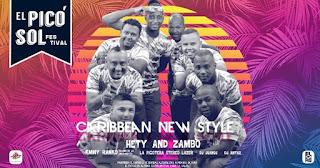 El PICO SOL Festival 2017 con Caribbean New Style