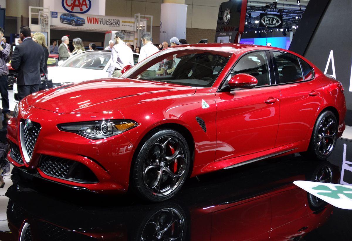 Car FYI: Alfa Romeo Confirms Canadian Pricing for Giulia Sedan