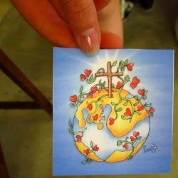Liturgie Parole jeunes enfants Aimez-vous les uns les autres