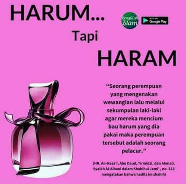 HARUM TAPI HARAM!