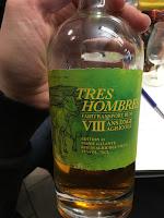 Tres Hombres – Fairtransport Rum – Agricole VIII ans d'âge - édition 14 – Marie-Galante – Rhum agricole vieux – 44°